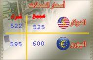 ارتفاع سعر صرف الدولار أمام الليرة السورية