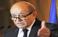 لودريان يدعو الاتحاد الأوروبي النظر في سبل مساعدة لبنان