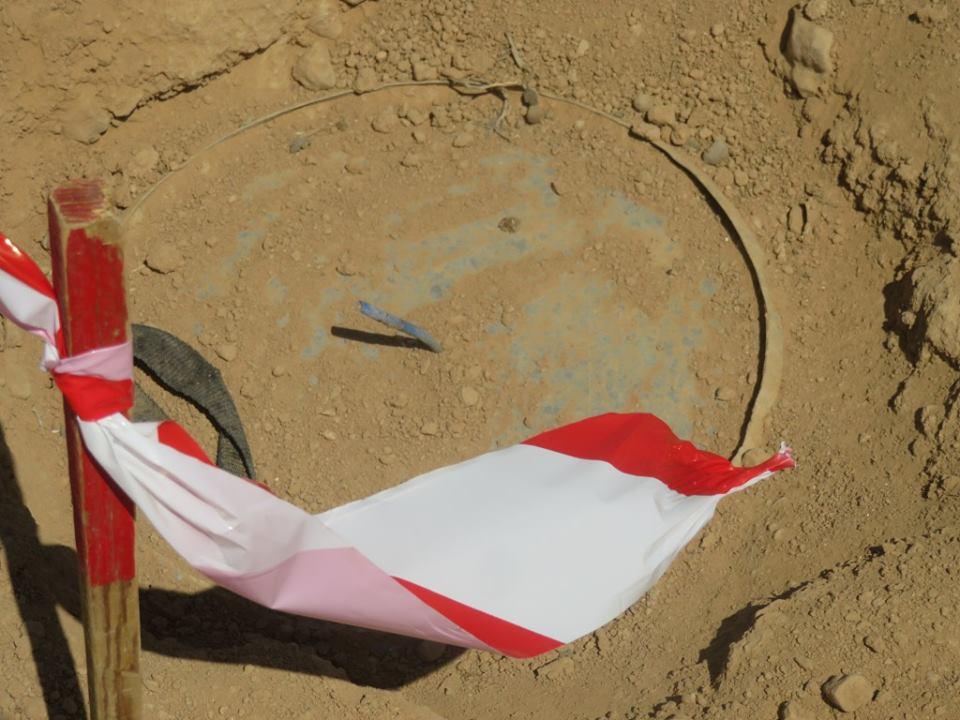 فقدان طفلين شقيقين لحياتهما بانفجار لغم من مخلفات داعش شرق تدمر