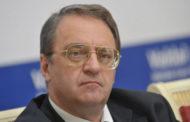 بوغدانوف يلتقي بالسفير السوري في موسكو ويجري مباحثات مع بيدرسون حول اللجنة الدستورية