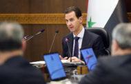 الأسد يصدر مراسيم بنقل وتعيين محافظين جدد لـ 5 محافظات سورية من بينها الرقة وإدلب