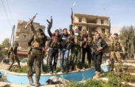 فصائل المعارضة السورية تعتقل 9 مدنيين أكراد في عفرين