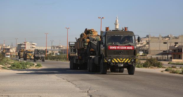 مسؤول تركي: الجيش التركي سيعبر حدود سوريا