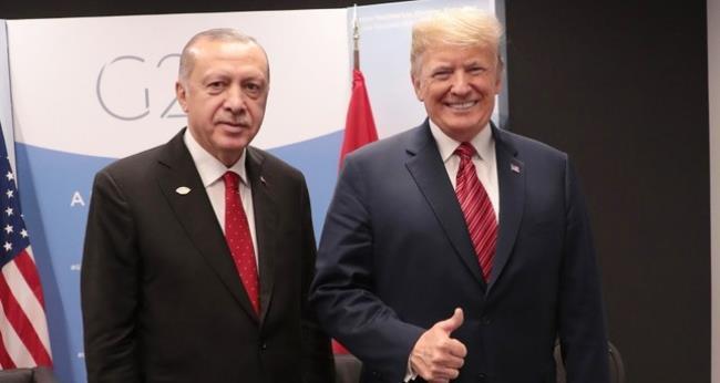 ترامب لن يتدخل في العملية العسكرية التركية المرتقبة في سوريا.. وانسحاب القوات الأمريكية من نقاط حدودية