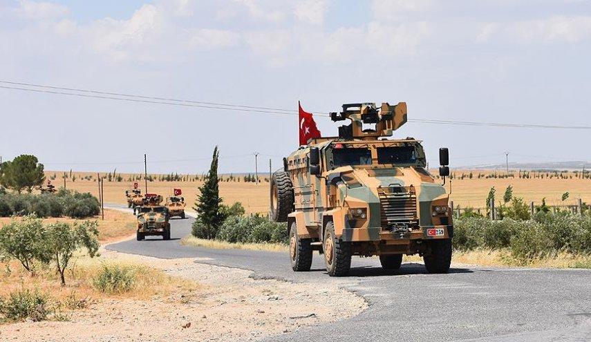 القوات التركية تنشىء نقطة عسكرية جديدة في جبل الزاوية جنوبي إدلب