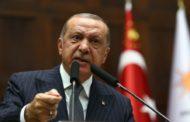 اردوغان يتحدث عن موجة نزوح جديدة.. والجيش التركي يرسل رتلا الى ادلب