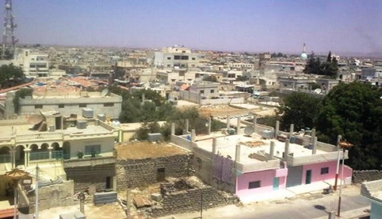 درعا: مقتل عنصر من اللجان الشعبية التابعة للحكومة السورية يوتر الاوضاع في الصنمين