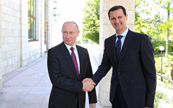 موسكو تدعو المجتمع الدولي مساعدة سوريا في إجراء انتخابات الرئاسة عام 2021