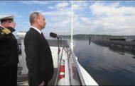 ما قصة حريق الغواصة النووية ,ولماذا حاولت روسيا التستر عليها ؟؟؟