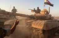 الفصائل تحاول الصد والجيش السوري يتقدم ويسيطر على 10 بلدات ويقطع الطريق الدولي M5