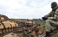 الجيش التركي يرسل التعزيزات الى ادلب بعد انسحابه من بلدة النيرب