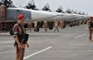 روسيا تنشئ مخابئ لطائراتها في قاعدة