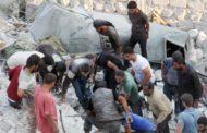 المعارضة: قوات تدعمها موسكو تستعد لاستئناف المعارك في شمال غرب سوريا