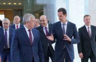 صحيفة: مبعوث بوتين التقى سراً الرئيس السوري قبل التوجه إلى جنيف لبحث ترتيبات سياسية وعسكرية
