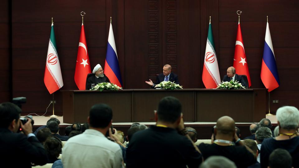 شرق الفرات والمنطقة الآمنة تتصدر مباحثات قادة