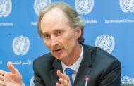 بيدرسون يؤكد تأييد الدول الضامنة لـ أستانا والمجموعة المصغرة ومجلس الامن للجنة الدستورية