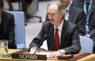 بيدرسون يصف الوضع في سوريا بـ