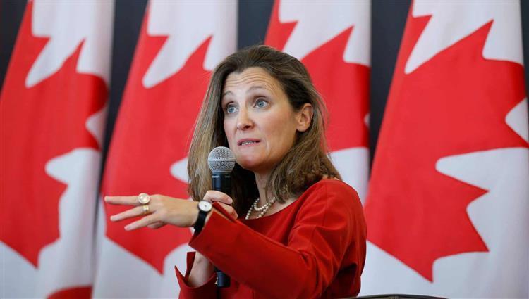 كندا تلغي تعيين سوري مقرّب من الحكومة السورية قنصلاً فخرياً