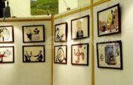 على هامش معرضه,الفنان الكاريكاتوري نضال ديب: من واجب الفنان التعبيرعن قضايا مجتمعه