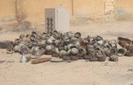 قوات سوريا الديمقراطية تفكيك مصنع للعبوات الناسفة والألغام في ريف دير الزور