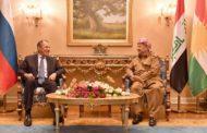 العراق: البرزاني يطلب من موسكو التدخل لإيقاف أي تدخل تركي محتمل شمال شرق سوريا