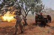 الفصائل تستهدف مواقع القوات الحكومية في معرة النعمان.. وطائرة مسيرة تقصف شركة محروقات تابعة لتحرير الشام