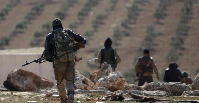 الطائرات الروسية تقصف مواقع الفصائل المسلحة  جنوب ادلب
