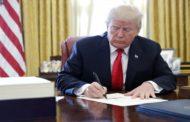 عقوبات مرتقبة على الحكومة السورية وداعميها بعد توقيع ترامب على قانون