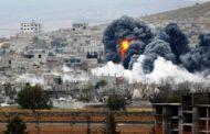 الطيران الروسي والسوري يضب مواقع في ريفي ادلب وحلب.. والجيش التركي يقصف مواقع سورية على محور النيرب