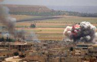 الطيران الروسي يقصف ريفي ادلب وحلب.. والفصائل تقصف سراقب