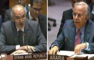 الوطن السورية الجعفري يشارك بحفل تلبية لدعوة من مندوب السعودية في الأمم المتحدة
