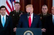 ترامب يعد بعقوبات اقتصادية عل طهران.. وبنس يقول ان ايران طلبت من حلفائها بألا تتحرك ضد اهداف امريكية