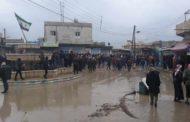 حالة استياء تعم تل ابيض بعد اقدام عناصر من فيلق المجد على قتل مدني وسرقة سيارته