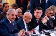 حفتر والسراج في موسكو للاتفاق على وقف اطلاق النار برعاية روسية- تركية
