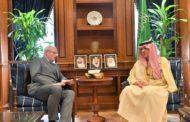 جيفري يبحث الملفات الاقليمية والملف السوري في الرياض
