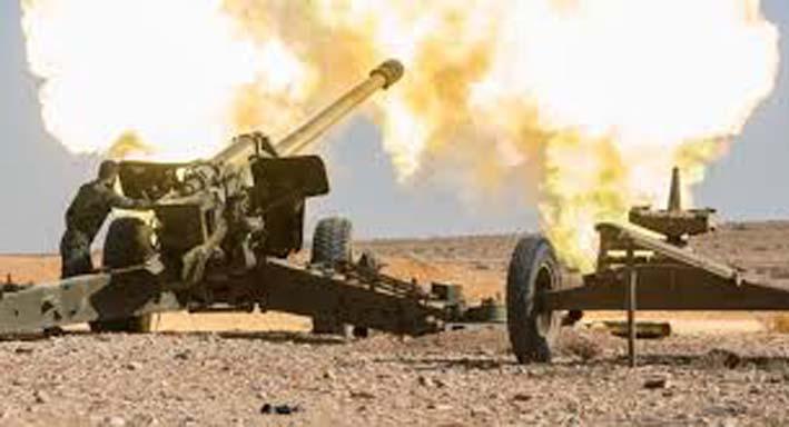 الجيش السوري يتهم الفصائل المسلحة بخرق وقف اطلاق النار في منطقة خفض التصعيد بإدلب