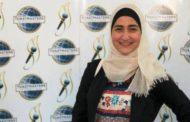 شابة سورية تبهر الأوساط وتحقق حضوراً لافتاً في رومانيا!