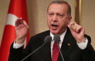اردوغان عازمون على انشاء منطقة امنة في ادلب بعمق 30كم..  ولا نية لنا الخروج من سوريا ما دام شعبها يطالبنا بالبقاء