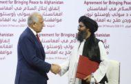 توقيع اتفاق للسلام بين الولايات المتحدة وحركة طالبان في الدوحة وبحضور دولي