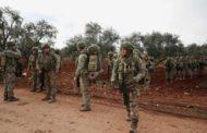 الجيش التركي والفصائل المسلحة تبدأ اقتحام بلدة النيرب بريف إدلب الشرقي