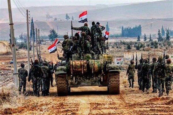 القوات الحكومية تبدأ حملة أمنية بدعم من الطيران الروسي ضد مواقع داعش بريف حماة