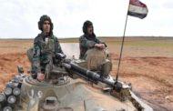 الطائرات تقصف من الجو والجيش السوري يتقدم برا في ادلب
