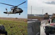 القوات الأميركية تمنع الدوريات الروسية من الوصول الى معبر سيمالكا الحدودي.. ومطارد بين الأمريكيين والروس في سماء سمال شرق سوريا