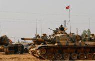 الجيش التركي يقصف مواقع للجيش السوري غرب حلب.. والطيران الروسي يقصف محيط تمركز القوات التركية في الفوج 46 غرب حلب