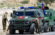 روسيا تسير دوريات على الطريق الدولي M5.. والتعزيزات التركية تصل الى 7 الاف جندي و2100 شاحنة منذ بداية فبراير