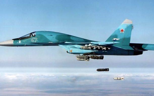 الدفاع الروسية تؤكد تدمير مقاتلاتها لدبابة و6 مدرعات و5 عربات رباعية الدفع تابعة للفصائل المسلحة بريف إدلب