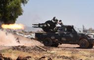 الجيش التركي والفصائل تقصف مواقع للجيش السوري قرب سراقب.. وانباء عن بدء الجيش التركي عملية برية شمال غرب سوريا