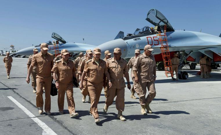 لأول مرة.. روسيا باتت تستطيع تشغيل قاذفات بقدرات نووية من قاعدة حميميم في سوريا