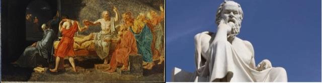 كيف تم إعدام سقراط ؟ ولماذا رفض هروبه من السجن؟