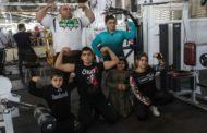 أسرة عراقية بجميع أفرادها تأمل أن تفوز بمراكز متقدمة في البطولات العالمية!!